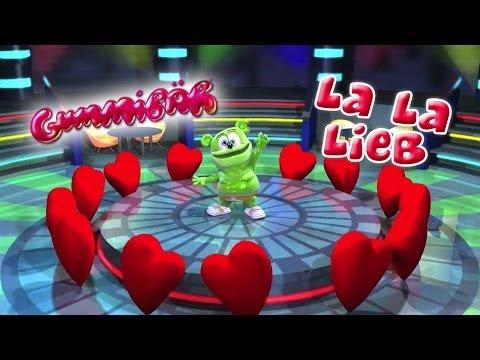 Gummibär - La La Lieb - German Version La La I Love You - Valentine's Day Remix