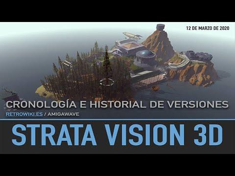 Bola Extra - StrataVision 3D, cronología y versiones disponibles.