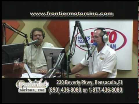 Frontier Motors TV Show 6112010 Part 3