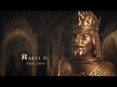 700 let od narození Karla IV. v České televizi