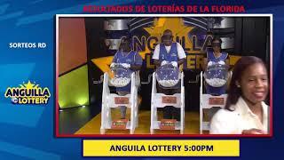 Resultados de Anguilla Lottery / Domingo 22 de noviembre 2020