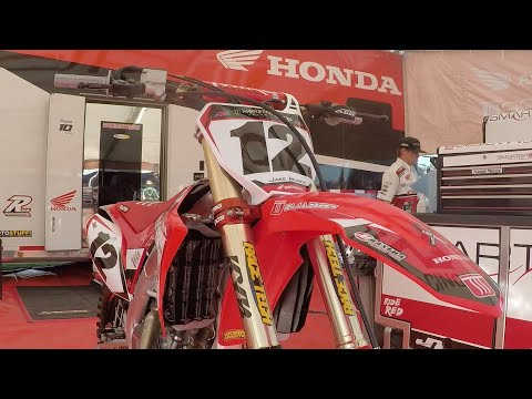 Rides | SmarTop/MotoConcepts/Honda Honda CRF450R | TransWorld Motocross