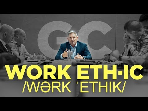 The Definition of Work Ethic by Grant Cardone photo