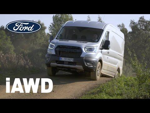 Intelligent firehjulstrekk | Ford Transit | Ford Norge