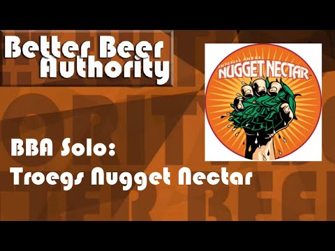Troegs Nugget Nectar: BBA Solo