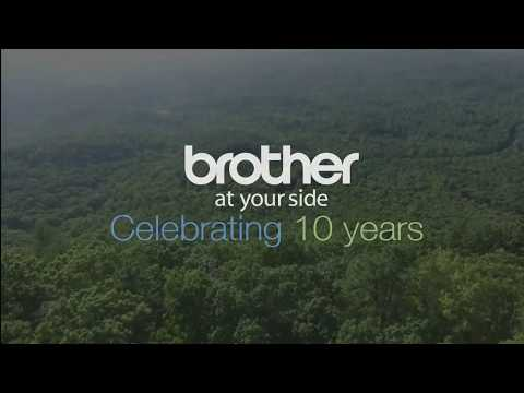 Brother - Cool Earth - Firar 10 års partnerskap