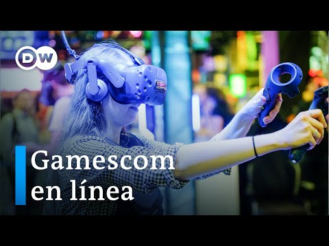 Feria de videojuegos Gamescom: ahora tendrá que ser online