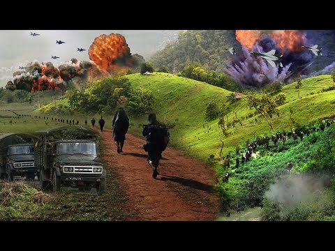 รัฐสะไกตั้ย-เดือด!ทหารพม่าส่งห