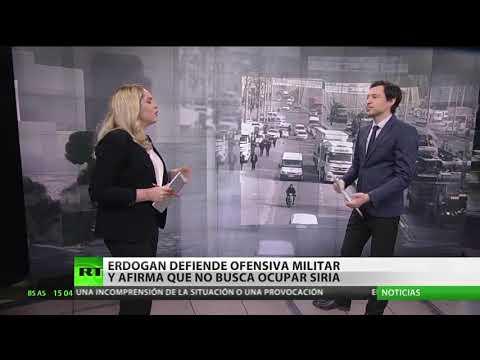 connectYoutube - EE.UU fomenta el separatismo entre los kurdos sirios