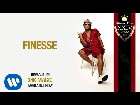 connectYoutube - Bruno Mars - Finesse [Official Audio]