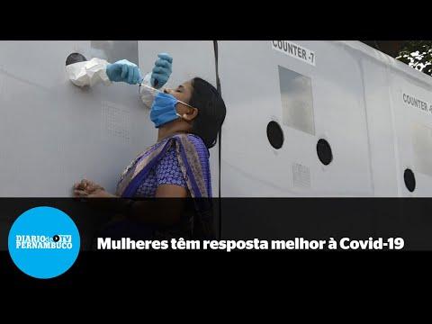 Resposta imunológica ao coronavírus pode ser maior em mulheres