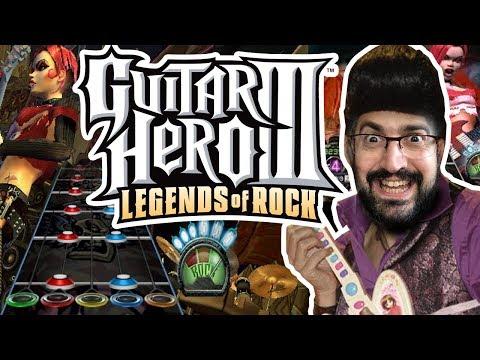 3x14 Guitar Hero III: Legends of Rock (1P) (PS2)