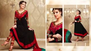 Latest Indian Salwar Kameez 2015 Collection