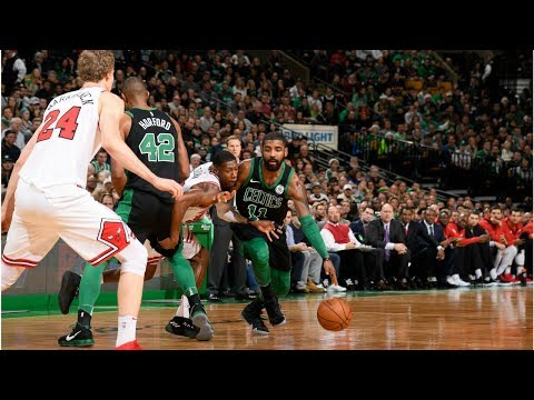 Best Crossovers and Handles from Week 10 of the NBA Season (Kyrie, LeBron, John Wall and More!)