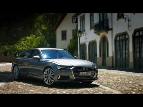 Den nye Audi A6 Limousine