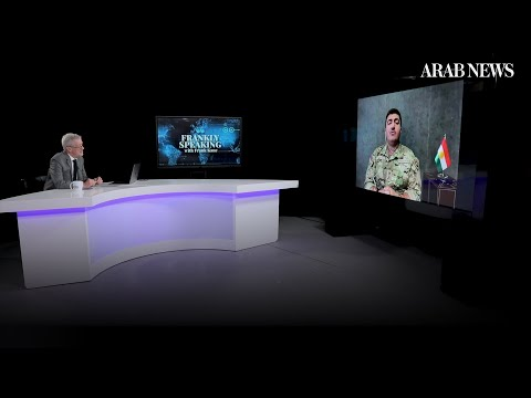 Frankly Speaking | S2 E9 | Sirwan Barzani General in Kurdish Peshmerga and founder of Korek Telecom