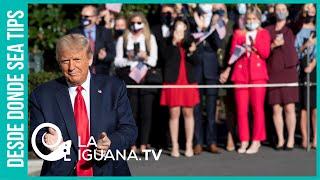Fin del mundo: Trump niega toda evidencia científica sobre el Covid-19 y le apuesta a la magia