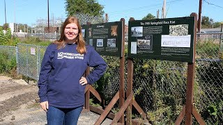 UIS student helps excavate 1908 Springfield Race Riot site