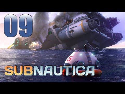 Subnautica - Let's Play Part 9: Maximum Depth Achieved