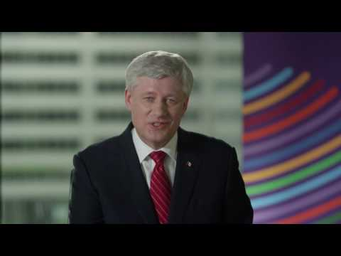 The Right Honourable Stephen Harper affiliates with Dentons