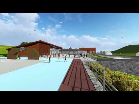 Ysgol Glancegin, Bangor, Gwynedd Council