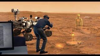 NASA is using HoloLens to explore Mars (Tomorrow Daily 369)
