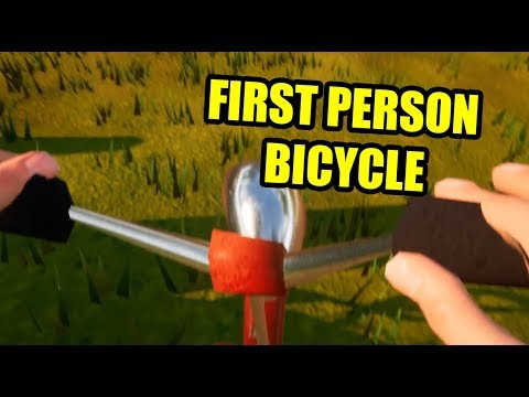 connectYoutube - FIRST PERSON BICYCLE | Hello Neighbor Mod