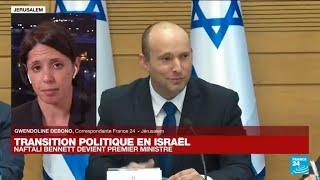 Quels sont les défis pour Naftali Bennett, nouveau Premier ministre d'Israël