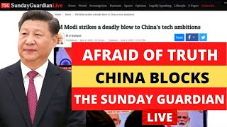 LIVE: Latest on India-China, How India is countering China & Rising global sentiment against China - NEWSXLIVE