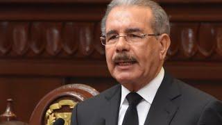 EN VIVO: Discurso a la nación del presidente Danilo Medina