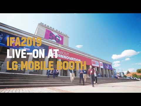 IFA 2019 : Time-lapse Sketch