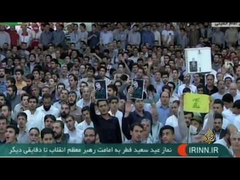 خامنئي يدعو العالم الإسلامي لدعم الشعب اليمني