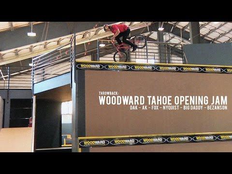 Woodward Tahoe Grand Opening Jam