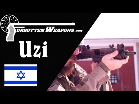 connectYoutube - The Uzi Submachine Gun: Excellent or Overrated?