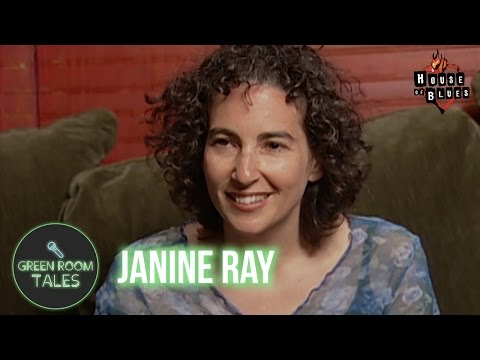 Janine Ray Interview | Green Room Tales