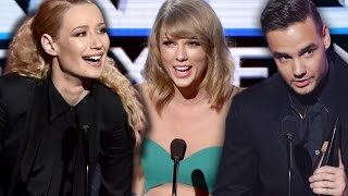 American Music Awards 2014 WINNERS RECAP: Iggy Azalea, One Direction, Taylor Swift