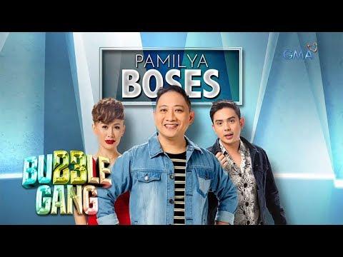 Bubble Gang: Meet Pamilya Boses   Teaser Ep. 1162