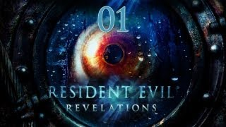 Resident Evil: Revelations - Прохождение pt1