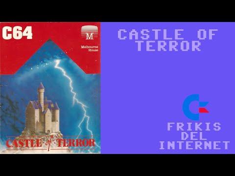 Castle of Terror (c64) - Walkthrough comentado (RTA) #Frikis del Internet