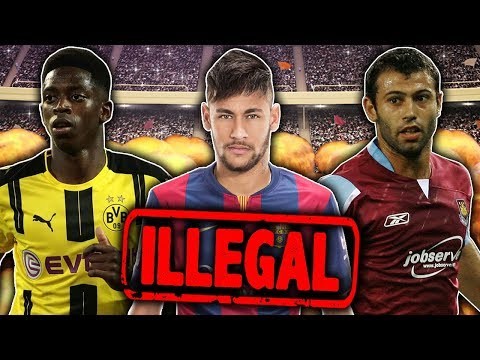 10 Illegal Transfers That SHOCKED The World!