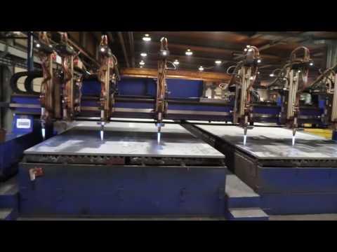 Stena Components - Figurskärning och kapning