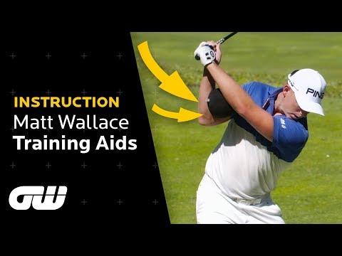 How Matt Wallace Changes His Swing   Instruction   Golfing World