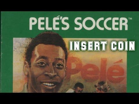 Galería de los Horrores: Pele's Soccer (1980) - Atari 2600