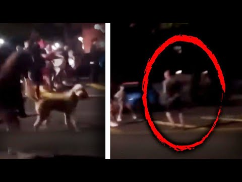 Firefighter Surrounded by 100 Teens in 'Fight Night' Attack