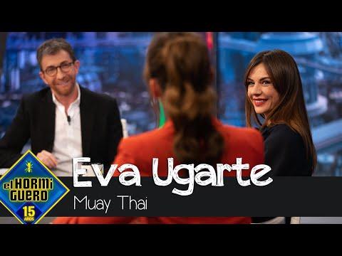 La inesperada afición de Eva Ugarte: ¡el Muay Thai! – El Hormiguero