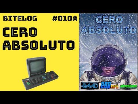 BITeLog 010A: Cero Absoluto (AMSTRAD CPC) LONGPLAY