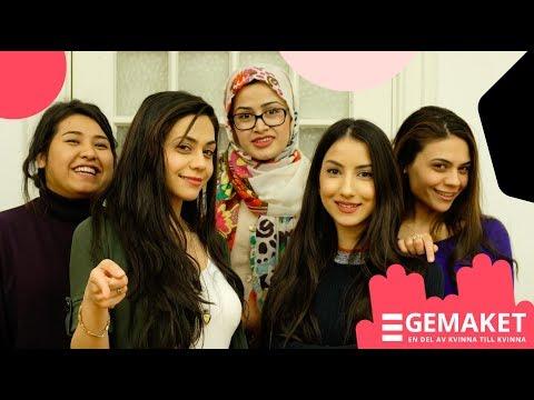 Gå med i Gemaket! | Kvinna till Kvinna