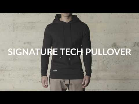 Aesthetic Revolution | Signature Tech Pullover