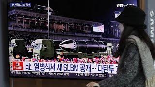 Desfile de misiles: la carta de presentación norcoreana ante la Administración Biden