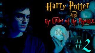 Гарри Поттер и Орден Феникса - Часть 2